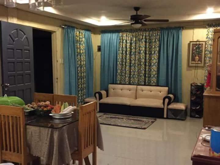 #HomeAwayFromHomeSAMAL GETAWAY, SIMPLE HOUSE