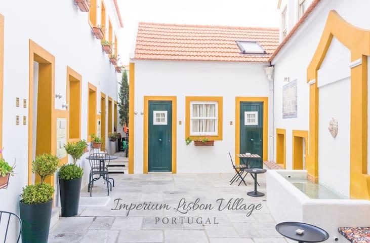 Lisbon Exclusive Village (1-16 pax)