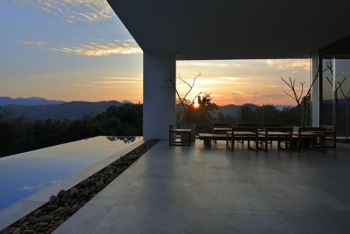 341 Sai Yok. Villa on view.