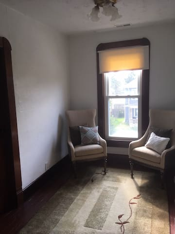 Reading Nook on 2nd Floor