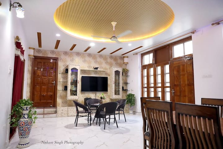 Villa Benares: 2 BHK - Terrace