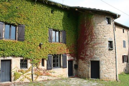 Le Mayet, demeure de charme XVIIème - Olliergues