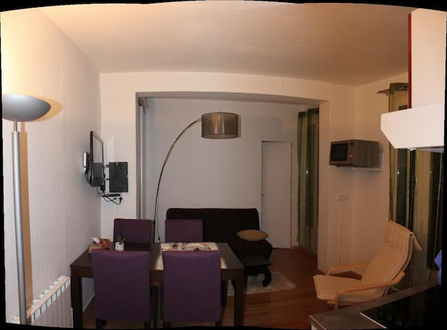 Gare du Nord-Fournished 2 roomflat