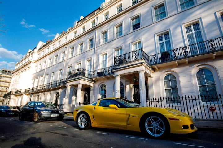 Luxury Flat Knightsbridge - Hyde Park / Harrods