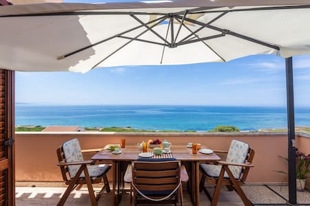 Boutique Apartment VELA MEIGA-Stunning Sea View