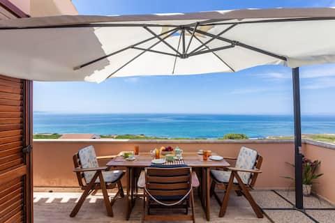BOUTIQUE Apartment VELA MEIGA-Stunning Sea View