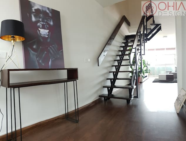 Modern Apartment in Victoria Island Lagos.