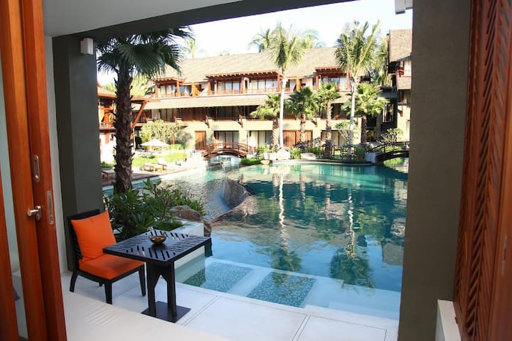 Pool Access on Samui!