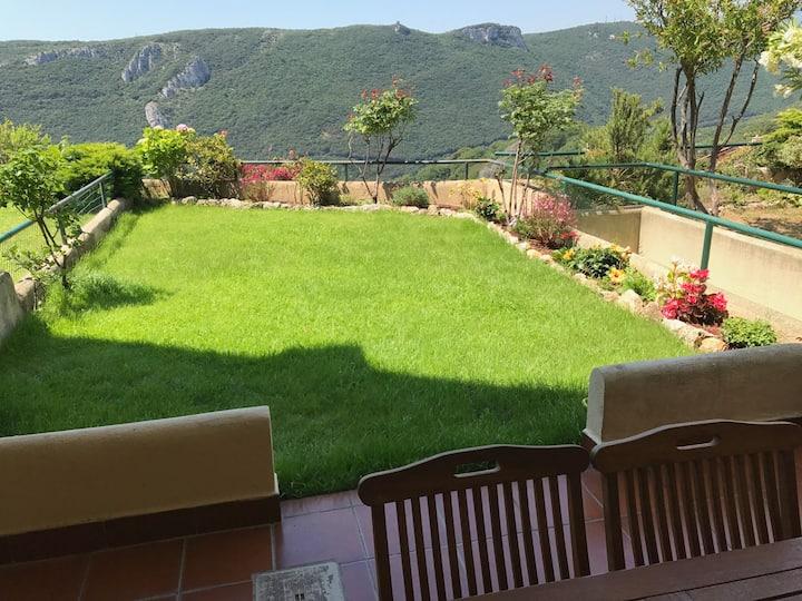 Relax con vista mare e monti