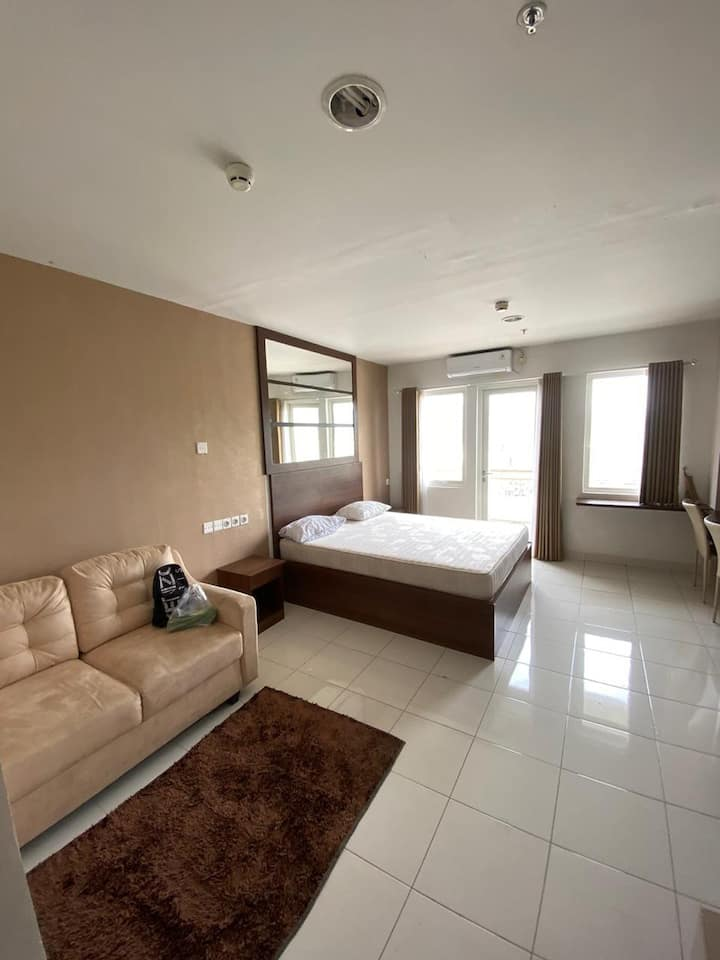 Comfy apartment at sentul city