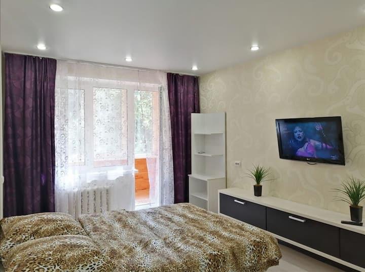 Комфортабельная квартира в новоюжном