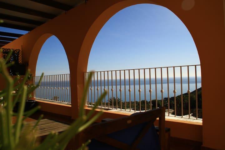 Penthouse Mojacar Playa Andalousie