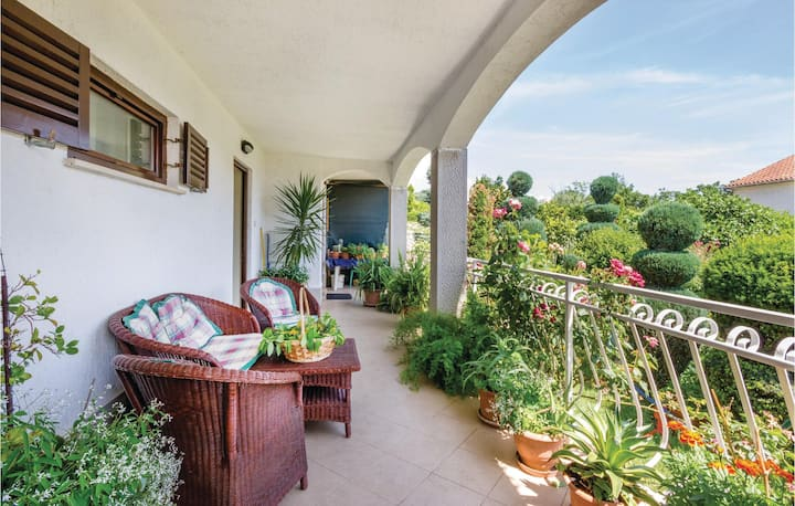 Amazing home in Matulji with WiFi and 1 Bedrooms