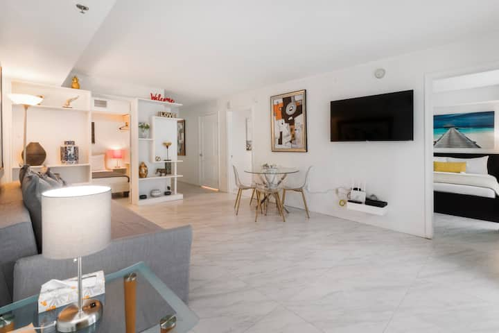Oceanview  Converted 4 BedRooms Miami Brickell Ave