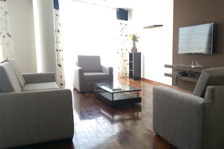 Apartment for rent in Lima Peru - Jesús María