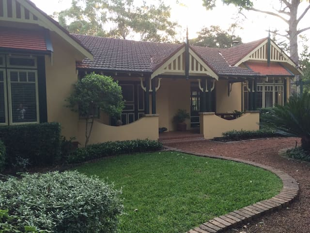 Bird Song Cottage - Turramurra - Turramurra