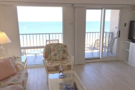 Awesome Direct Oceanfront Condo-Private Balcony - Рехобот-Бич