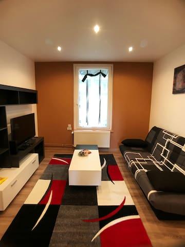 Appartement F3 Tout Confort à Mulhouse