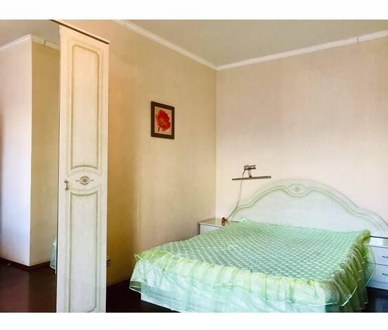 Уютные апартаменты