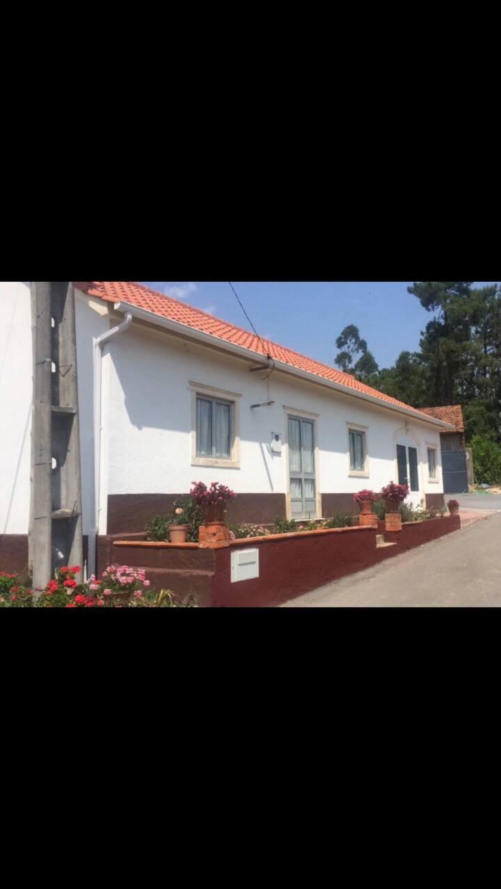 Maison typique proche de Fatima