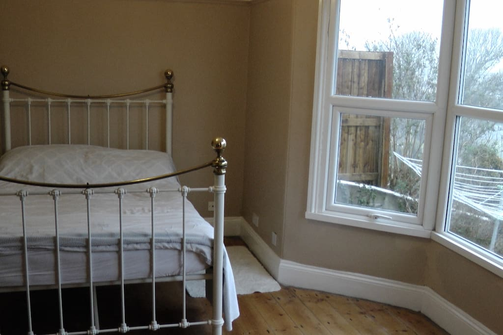 best double room with views from sand dunes to perrancoombe