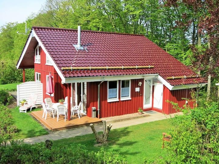 Ferienhäuser Marx im Ferienpark Extertal, (Extertal), Ferienhaus Mia, 70qm, 3 Schlafzimmer