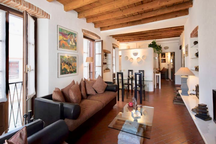 Beautiful apartment in the heart of Milan