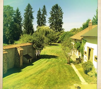 Grande maison familiale - Saint-Fargeau - Rumah