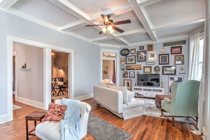 Elegant Colonial with Lovely Details & Character!