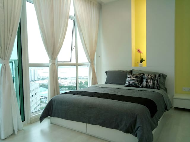 Georgetown Sea View Suite @海景套房 - George Town - 公寓