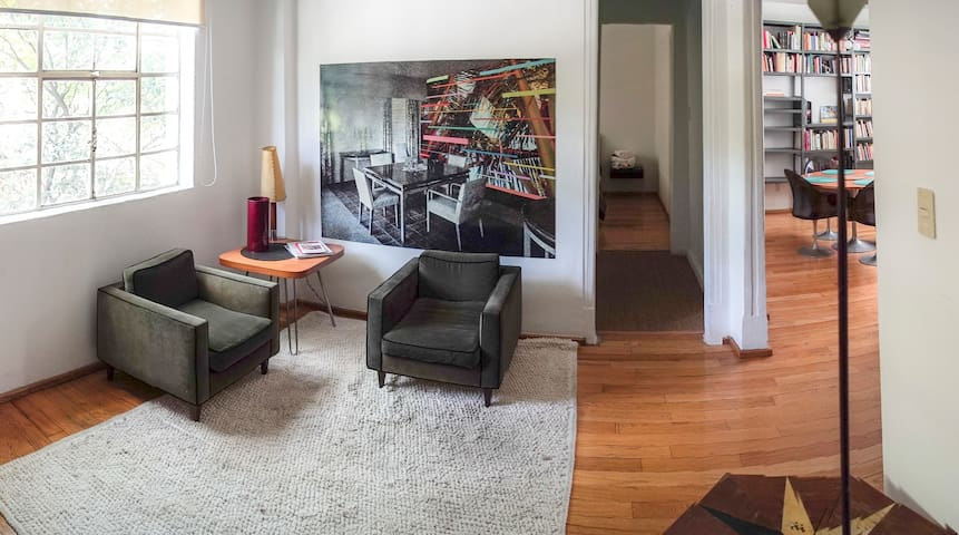 Trendy flat for rent / best location México city - Ciudad de México