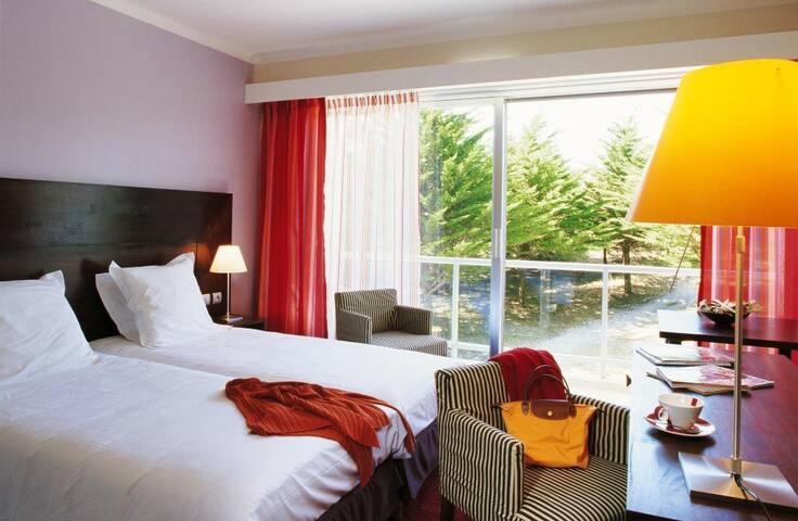 Hôtel de la pointe de mousterlin - Fouesnant - Hotel butikowy