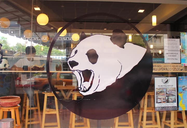 Mad Panda Hostel Hua-Hin