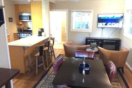 Private Cottage Downtown Redwood City & San Carlos - Redwood City - Dům pro hosty
