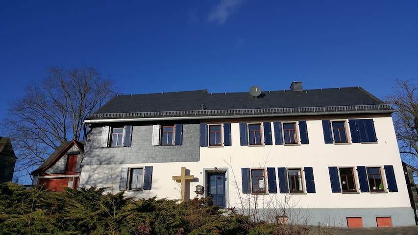 """Ferienhaus """"HeimatGlück"""" Hunsrück - Ravengiersburg - 獨棟"""