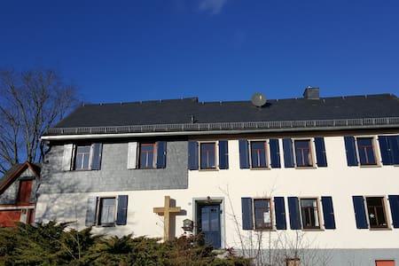 """Ferienhaus """"HeimatGlück"""" Hunsrück"""