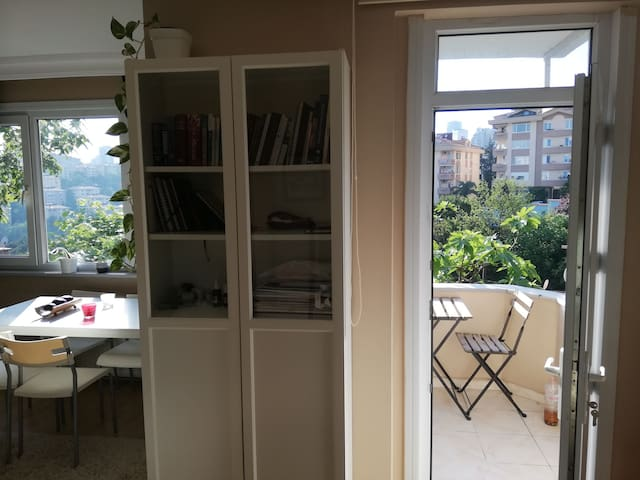 Cozy apartment in ORTAKÖY - ULUS with a NICE VIEW