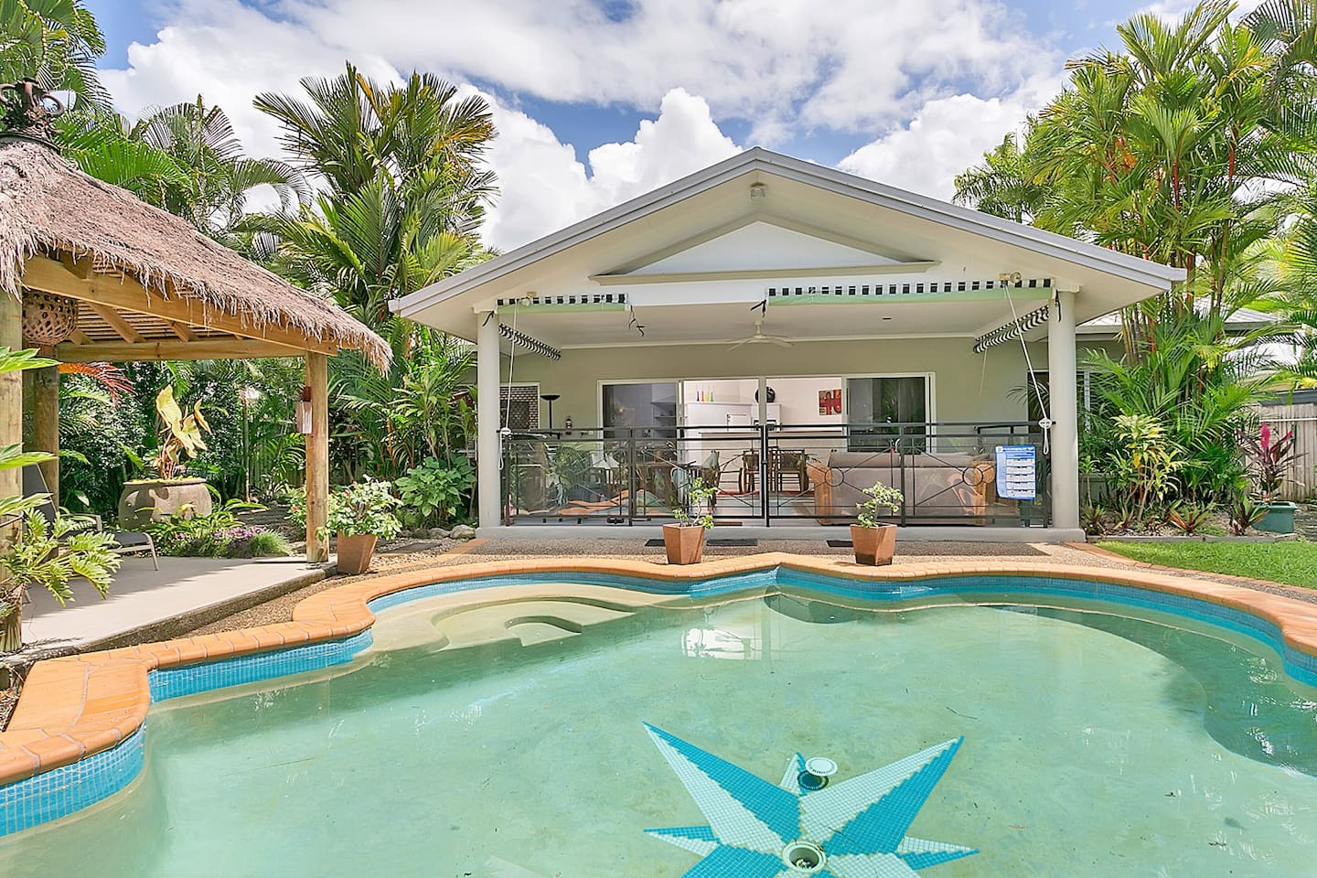 HIDEAWAY - Tropical Paradise at Clifton Beach - Houses for Rent in ...