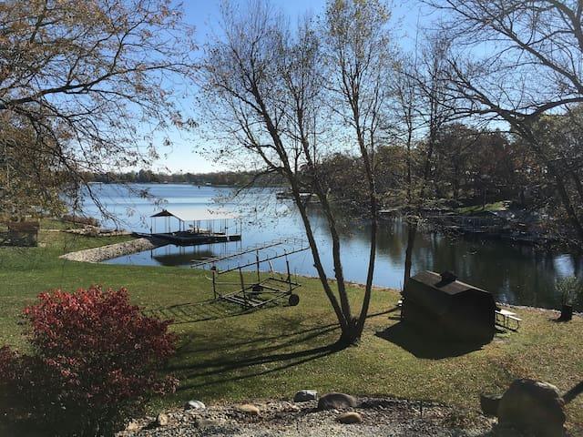 The Lake House Retreat