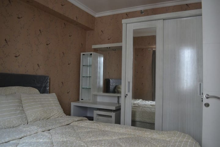 Bassura City Apartment - Furnished with Free WIFI