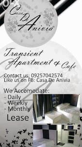 Casa De Anivia Transient Apartments - Santa Maria - Bed & Breakfast