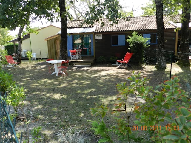 petite maison à 50m de l'île aux enfants