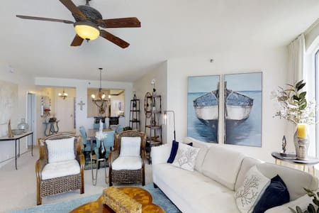 Navarre, FL Condo - Beach Colony East - Unit 5B