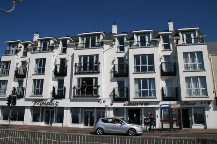 Causeway Coast Rentals - Morelli Plaza - Portstewart - Apartemen