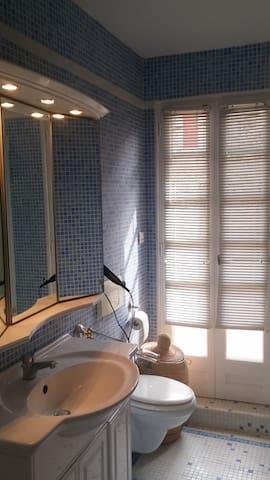 Salle de bains fonctionnelle