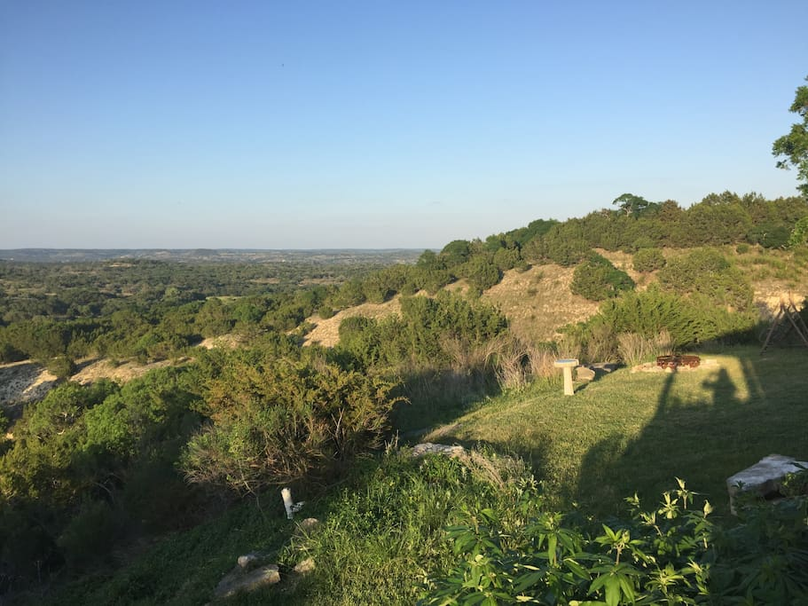 Awesome views of the Hill Country of Texas!