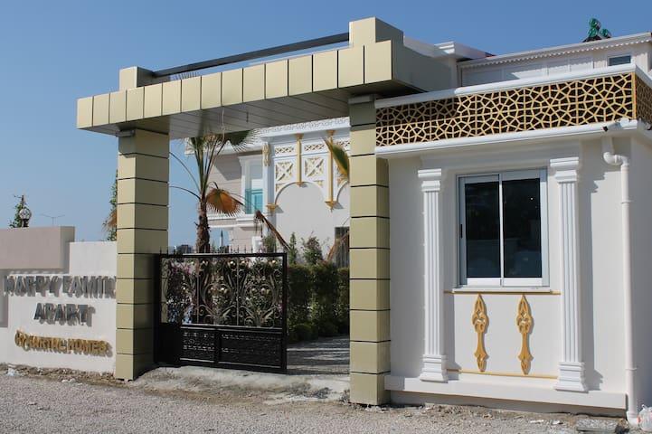 EVRENSEKİDE YENİ BİR TATİL ANLAYIŞI - Manavgat - Apartament