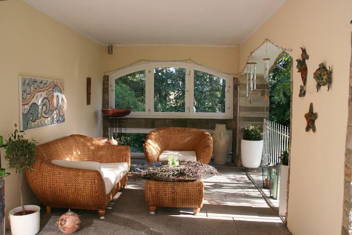 Ferienwohnung in idyllischer Lage in Franken - Itzgrund - Samostatný apartmán