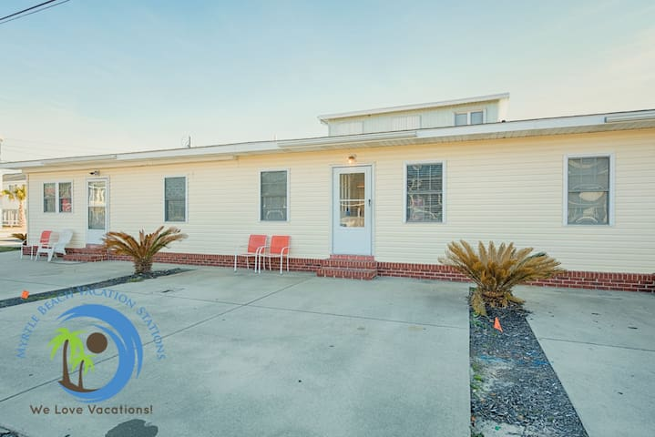 Cherry Grove Beach Bungalow #1