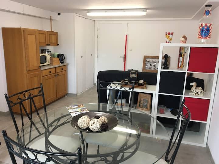 Studio calme à 30 min du Puy du Fou